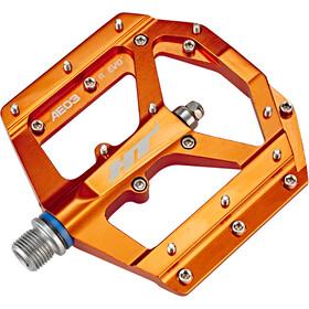 HT EVO+ AE03 Pedals, arancione